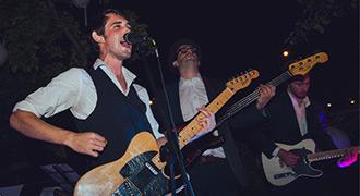Bristol Wedding Band Chelsea Swagger WWD 2